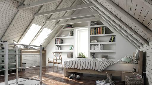 Comment aménager une chambre sous les combles ?